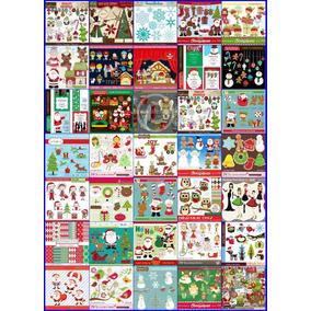 Scrapbook Digital Coleção Natal 135 Kits
