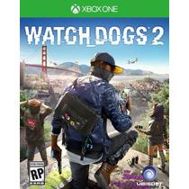 Watch Dogs 2 Xbox One Xone Midia Fisica Original Lacrado