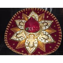Sombrero Mexicano Mariachi Genuino Mexico Charro