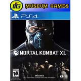 Mortal Kombat Xl Ps4 Español Fisico Nuevo Sellado Local !!!