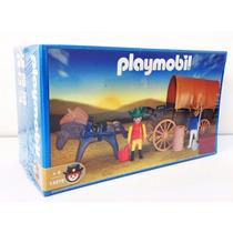 Playmobil 3278 Carreta Con Toldo Mejor Precio!!