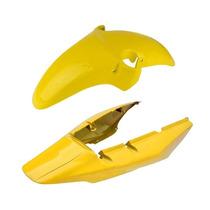 Rabeta+paralama Dianteiro Cbx 250 Twister Amarelo 2007/2008
