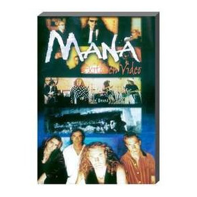 Mana Exitos En Video Dvd Nuevo