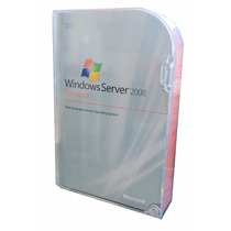 Windows Server 2008 32/64-bit Standard Retail - Caja Sellada