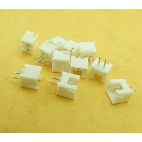 100pcs 2,54 Mm De 2 Pin Alfiler Conector Hembra Recto Perno