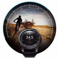 Reloj Samsung Gear S3 Frontier Smartwatch Wearable Gps Tizen
