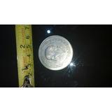 Monedas Mexicanas Coleccion Peso:27 7/9 G. Ley 0.720 5cmd