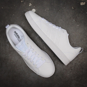 Tenis adidas Advantage Blanco