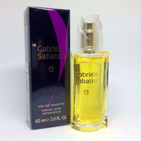 Gabriela Sabatini Eau De Toilette 60ml - Original E Lacrado