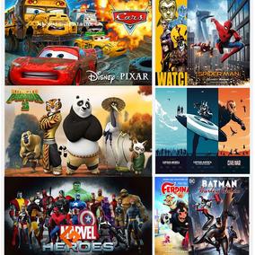 Afiche Poster Carteleras Peliculas Movie Anuncios Impresion