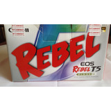 Cámara Fotográfica Digital Canon Eos Rebel T5 Kit 18-55mm