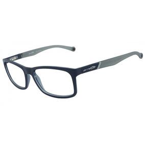 f0849587075b1 Armacao Masculina De Oculos Prada - Óculos Azul escuro no Mercado ...
