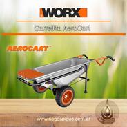 Carretilla Multifunción Aerocart - Worx Wg050