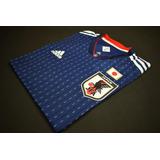 Camiseta adidas Japon Mundial 2018 - Versión Jugador