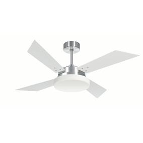 Ventilador De Teto Volare Platinum R1 Vr50 Tech Branco- 127v