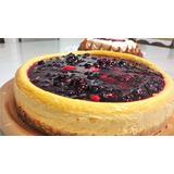 Torta Cheesecake De Frutos Rojos 22cm!