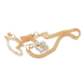 Cinturon Metalico Dorado - Accesorios de Moda de Mujer en Mercado ... cee0f2284bc9