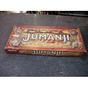Jumanji Juego De Mesa -completo