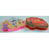 Set Pinturas Niños, Disney Princesas - Disney Cars