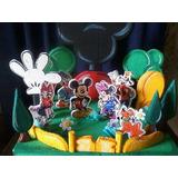 Chupetera Grande De La Casa De Mickey
