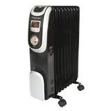 Calefactor Oleoeléctrico 9e Negro Toyotomi Nuevos
