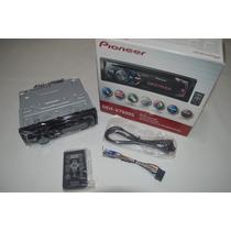 Reproductor Pioneer Deh-x7500s Con / Usb / Aux / Cd / Radio