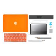 Kit Carcasa Case Español 5 En 1 Macbook Air Pro Retina Touch