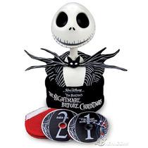 El Extraño Mundo De Jack (busto Parlante) Disney Skellington