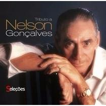 Tributo A Nelson Gonçalves 3 Cds + Dvd Digipack Lacrado