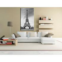 Cuadro Bastidor Torre Eiffel 90 Cm X 150 Cm