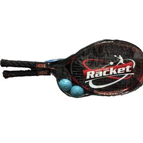 Raquetas De Tenis Y Pelotas Para Playa Original