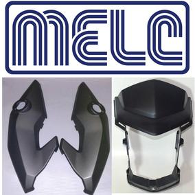 Carenagem Do Farol+lateral Melc Cg150/125 Titan/fan 14