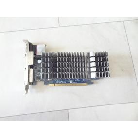 Placa Video Asus Gt210 Pci-e 1gb Gddr3 Com Defeito