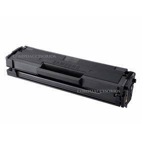 Toner Samsung 101s Ml 2160 2165 Scx3400 3405 Remanufacturado