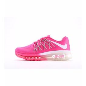 Nike Airmax Pink Rosa Mujer !