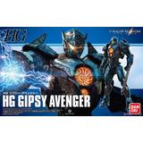Gipsy Avenger Hg - Model Kit Bandai - Pacific Rim Uprising