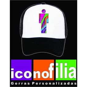 Iconofilia Gorras Personalizadas Sublimadas Diseño Logo
