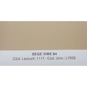 Tinta Automotiva Pu Bege Vime Vw Kit C\ 0,9 Litros