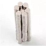 50 Imanes De Neodimio 5x1 Mm Super Potentes