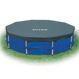 Capa Proteção Para Piscina Estrutural 3,66m Intex
