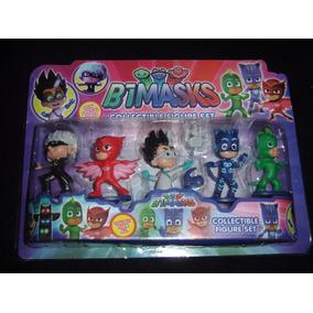 Muñecos Héroes En Pijama / Pjmasks