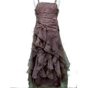 Vestido Casamento Formatura Debutante Madrinha Lilas