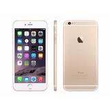 Iphone 6 32 Gb Gold 1 Ano Garantia Lacrado Envio Imediato