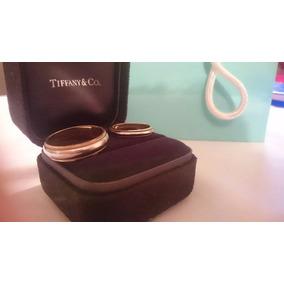 Par De Argollas Para Matrimonio Tiffany&co. Originales