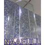 Cabina Ducha Mampara Box. Curva 90x90 Vidrio De 6mm Naffull