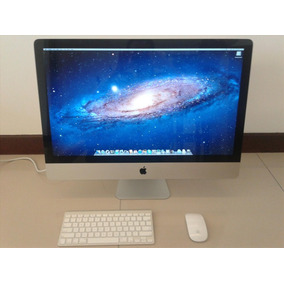 Apple Imac 27 Core I5 3.1 Ghz - 16gb Ram - 1tb Dd Mc814ll/a