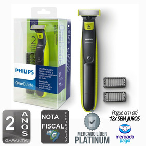 Aparador De Pelos Oneblade Philips - Qp2521/10