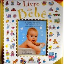 Livro Do Bebê - Álbum De Recordação