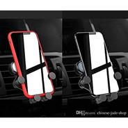 Soporte Auto Rejilla Ventilacion Celular Gps Titan Belgrano