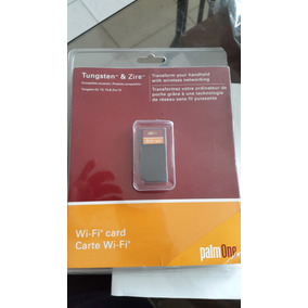 Palmone Wi-fi Card Palm One Tungsten E2, T3, T5 Y Zire 72